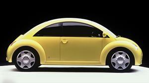 Recordamos al Volkswagen Concept 1, el auto que dio vida al New Beetle