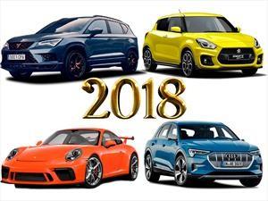 Los 15 mejores autos que manejamos en 2018