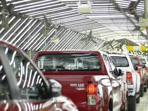 Toyota ya produjo 140.000 unidades en Zárate