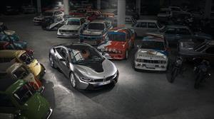 El BMW i8 deja de producirse y se despide a lo grande