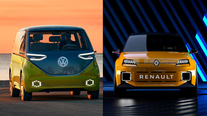 Cinco clásicos que resucitarán como autos eléctricos