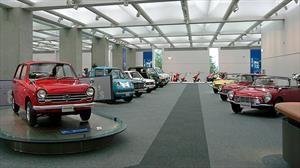 Visita virtualmente el Honda Collection Hall