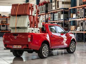 Nissan NP300 2016 será develado en Frankfurt