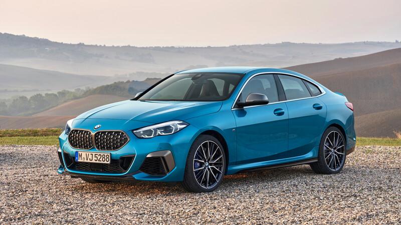 BMW 220i Gran Coupé 2021, sedán deportivo con recarga de potencia