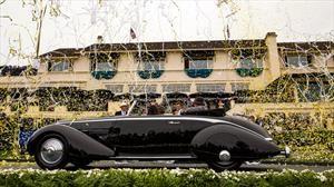 Pebble Beach, el evento más grande de autos clásicos cumple 70 años