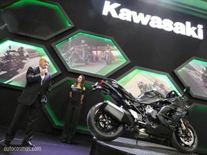 Kawasaki producirá motos en Argentina