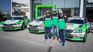 CB Tech Rally by Skoda, con la mira en el campeonato 2019 del RallyMobil