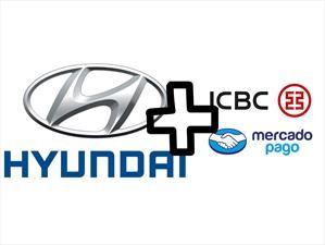 Hyundai anuncia acuerdos con MercadoPago y el banco ICBC