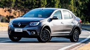 Renault Logan 2020 se presenta