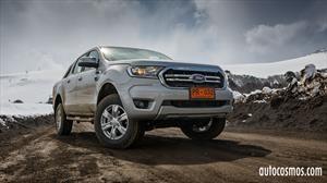 Probando la Ford Ranger 3.2 XLT 2020