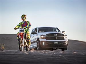 RAM en el Campeonato Mundial de Motocross