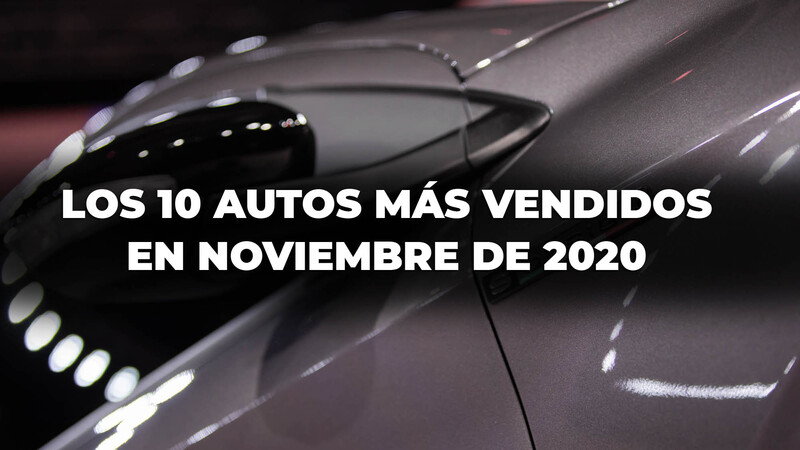 Los 10 autos más vendidos en Argentina en noviembre de 2020