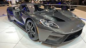 Salón de Chicago: Ford GT 2020, la venganza del carbono