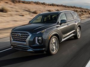 Hyundai Palisade, la nueva SUV de tres filas de la marca coreana