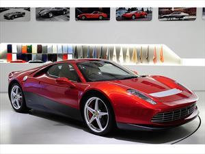 Exclusivo Ferrari SP12 EC de Eric Clapton