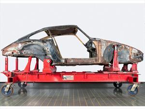 Porsche restaura un raro 911 ST 1972