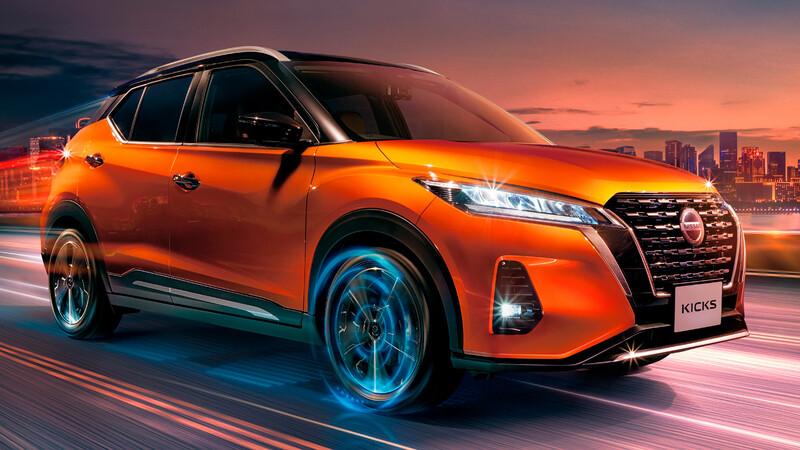 El Nissan Kicks 2021 es lanzado en Japón