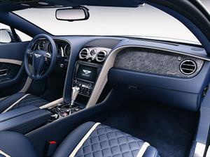 Bentley ofrece insertos de piedra para el interior del Continental GT y Flying Spur