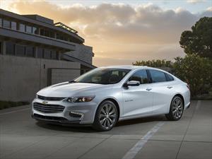 Chevrolet Malibu supera 10 millones de unidades producidas