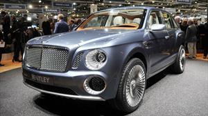Bentley EXP 9 F Concept: ¿Qué es esto?