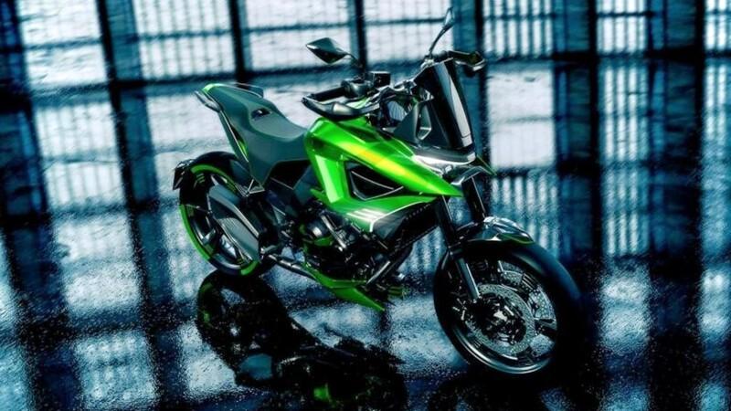 Kawasaki Adaptive, adelanta el futuro de la marca