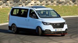 Hyundai iMax N Drift Bus es una van diseñada para el drifting