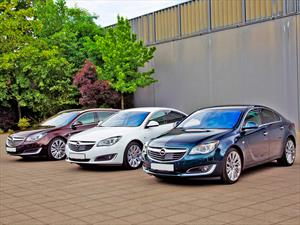 Opel Insignia 2015: Versión renovada ya está en Chile