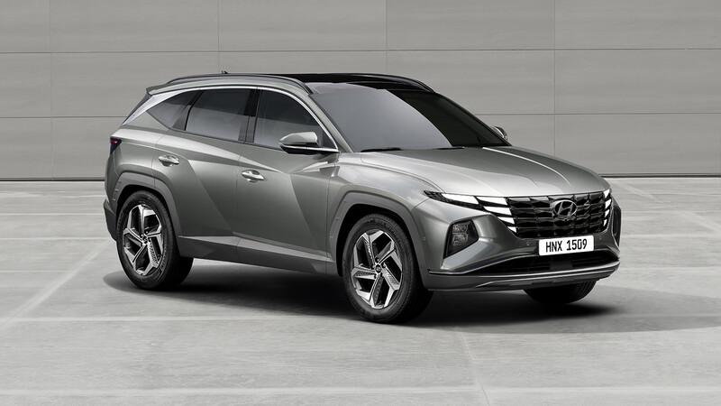 Hyundai Tucson 2021, ¿así o más deslumbrante?