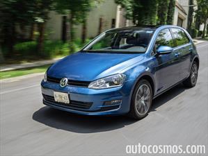 Manejamos el Volkswagen Golf 2015
