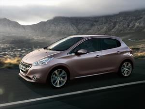 El renovado Peugeot 208 llega a Uruguay