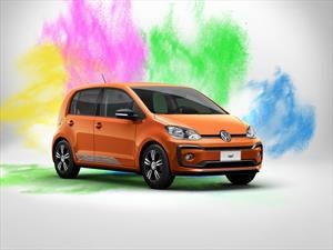 Volkswagen up! 2018 debuta