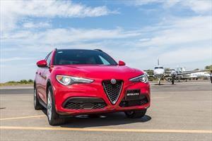 Alfa Romeo Stelvio 2018 debuta