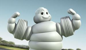 Michelin es el fabricante de llantas del año 2012