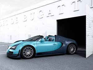 A la venta solo quedan 50 Bugatti Veyron