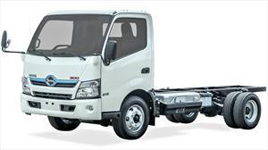 Lanzan en Colombia el camión Hino Dutro Híbrido 2020