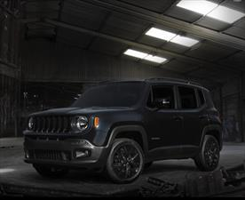 Así es el Jeep Renegade Dawn of Justice Special Edition 2016