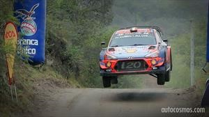 WRC 2019: Neuville se amarra a la punta en Argentina