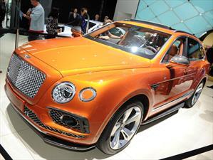 Bentley estará ausente en los Auto Shows de Estados Unidos