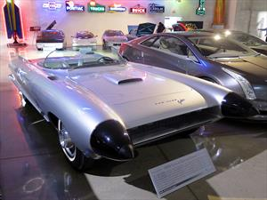Conoce el General Motors Heritage Center