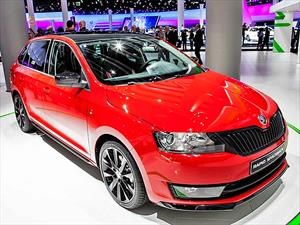 Skoda Rapid Spaceback : Debut en Frankfurt