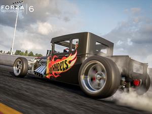 Hot Wheels, presente en el Forza Motorsport 6