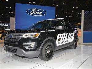 Ford Police Interceptor 2016 es actualizado