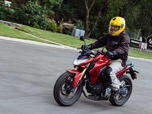 Honda CB 190R 2016 a prueba