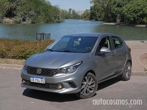 Prueba nuevo FIAT Argo 1.8L 16V