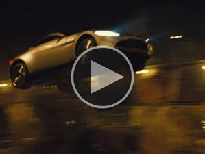Video: los autos son protagonistas en el trailer de James Bond 007