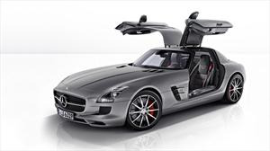 Mercedes-Benz SLS 63 AMG GT se presenta