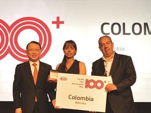 KIA Colombia obtiene el Brand Power Improvement