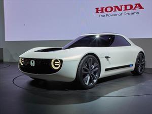 Tokio 2017: Honda Sports EV Concept, inteligencia artificial al servicio de la deportividad