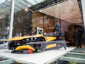 VUHL abre su primer showroom en México