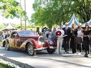 Autoclásica 2017: el Bugatti Type 57 C Atalante, gana el premio Best of Show